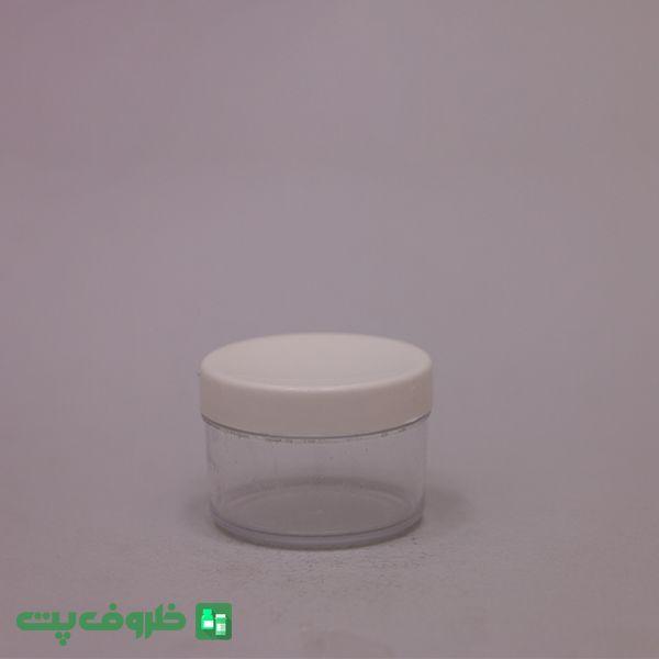 قوطی کرم 30 گرم کریستال k4007