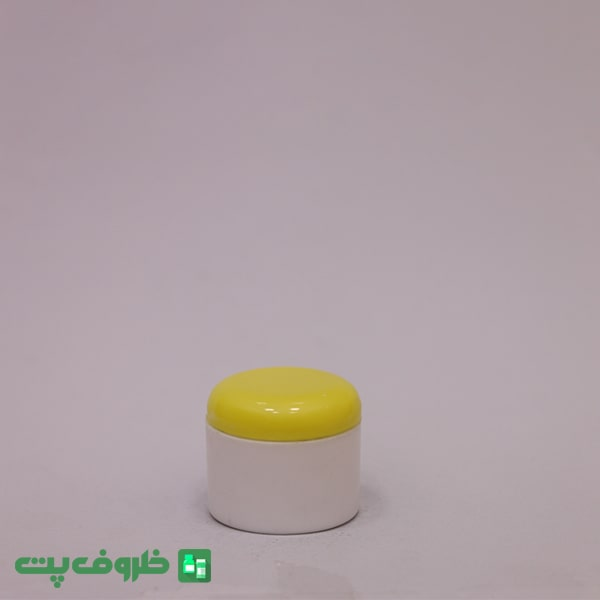 قوطی کرم 15 گرم طرح ایرانی k4022